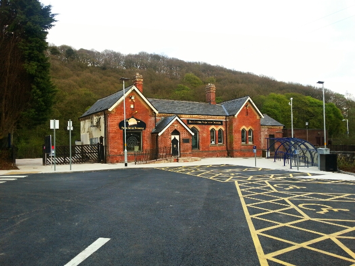 Dore and Totley station Sheffield