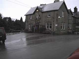 The Jolly Rambler Pub Edale