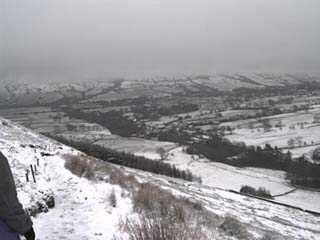 View of Edale