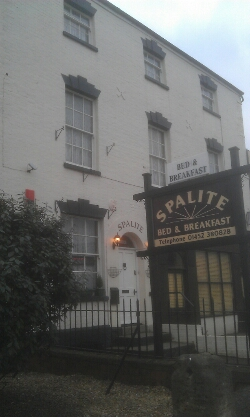 Spalite bed an breakfast Gloucester