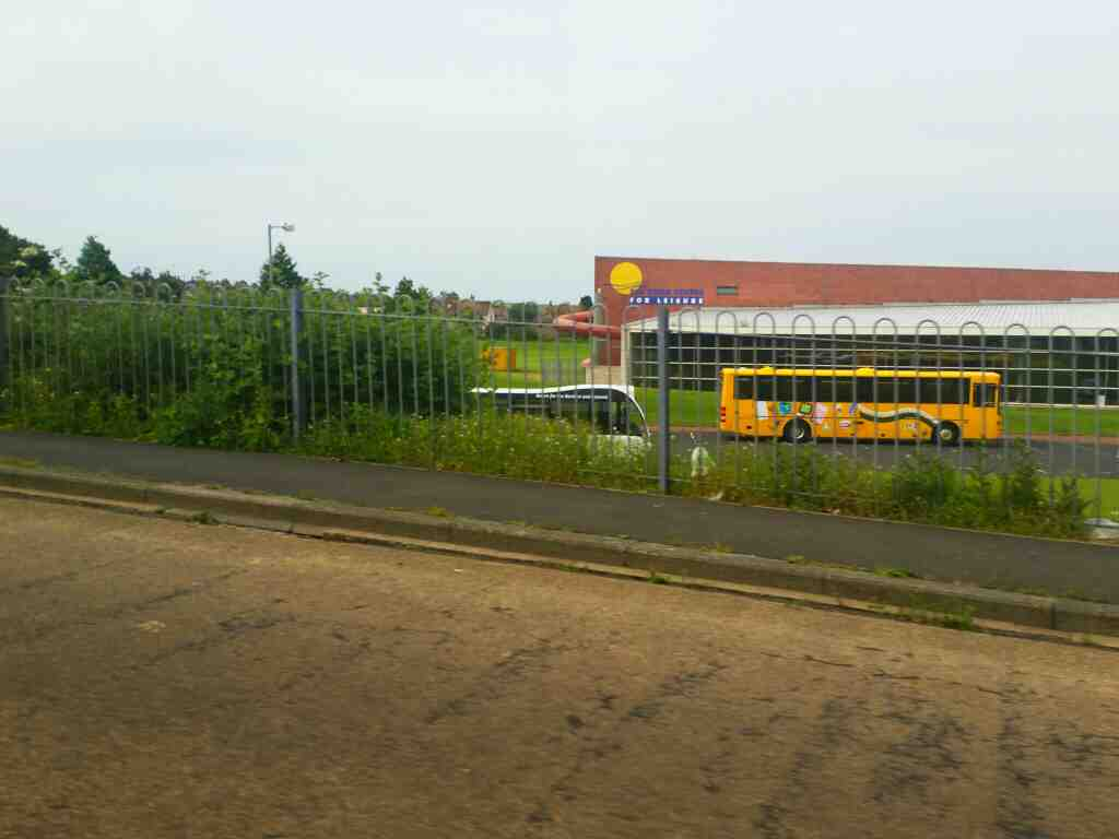 The Swan Centre for Leisure Northumberland Rd Berwick off a 477 bus