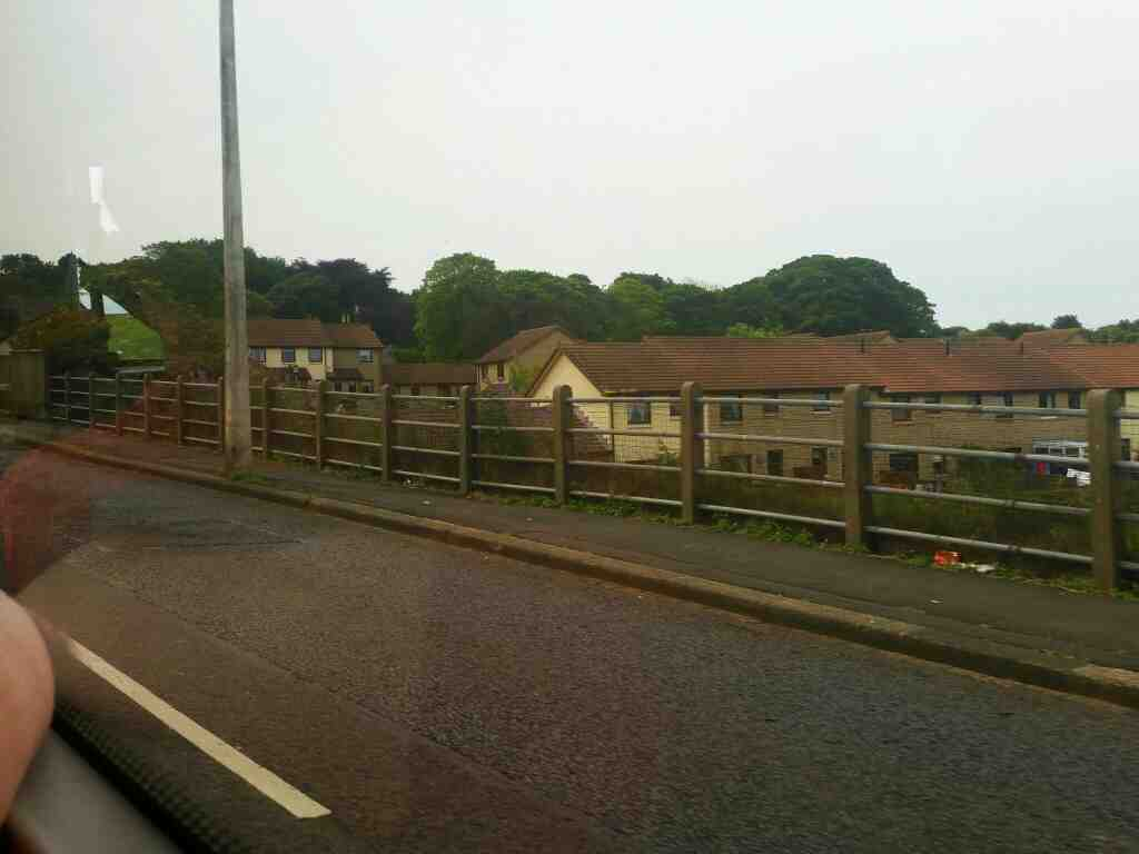 Northumberland Rd Tweedmouth off a 477 bus