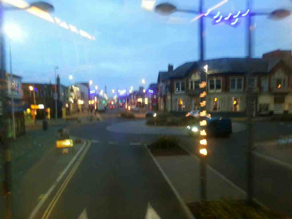 junction of Lytham Rd and Waterloo Rd Blackpool