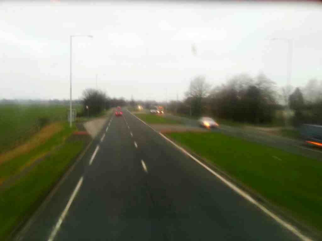 on a 68 bus on the A584 Preston New Rd heading towards Freckleton