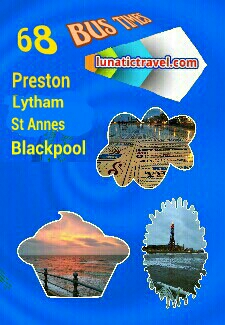 68 Preston Freckleton, Warton Lytham St Annes Blackpool bus timetable times
