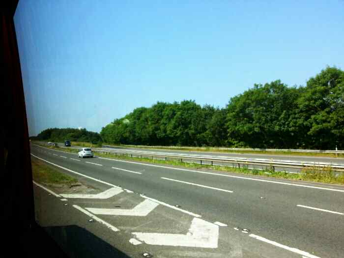 A38 Ripley junction