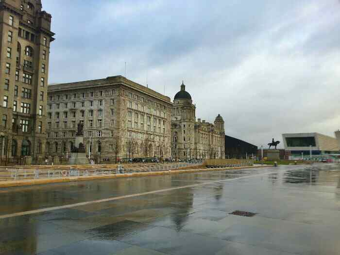 Cunard Building and Port of Liverpool Building