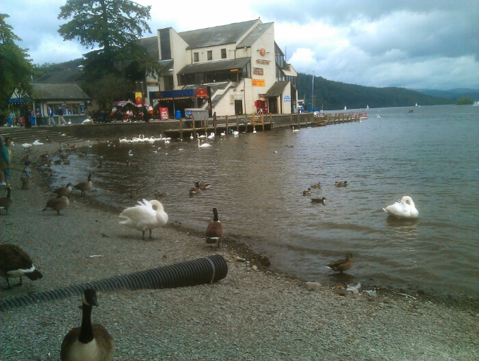 Bowness on Windermere.