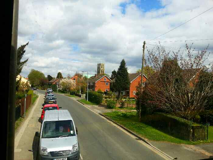 Pinfold St Howden East Riding of Yorkshire