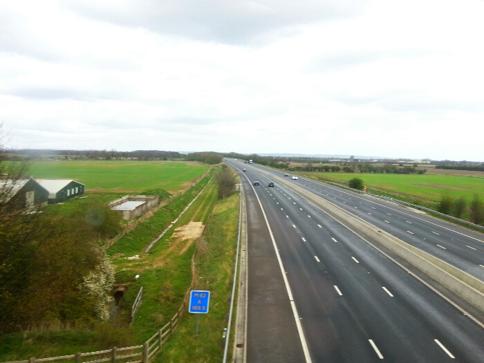 M62 East Riding of Yorkshire
