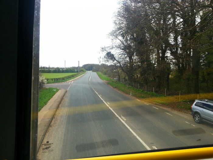 Road to Brough