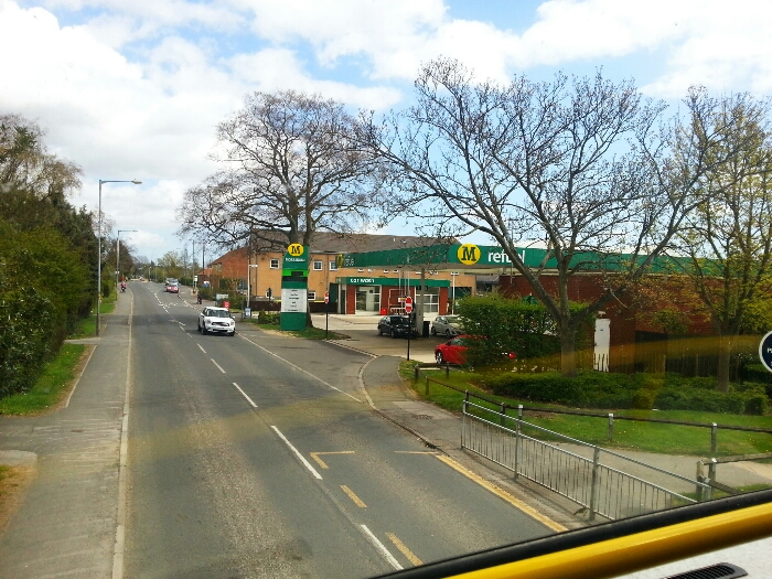 Passes Morrisons Welton Rd Brough East Yorkshire