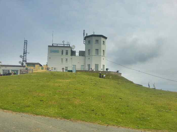 Great Orme summit complex