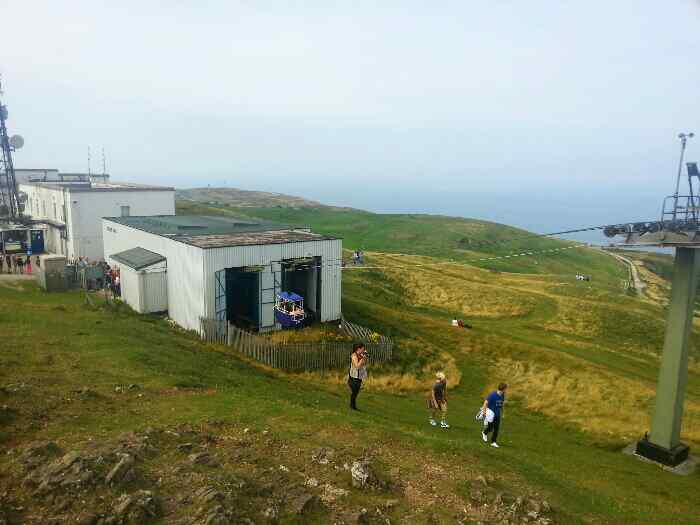 Great Orme Cable Car Station
