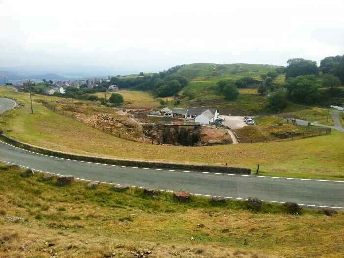 The Great Orme Copper Mine