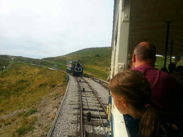 Great Orme passing point