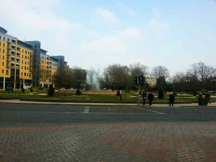 Queens Gardens Hull