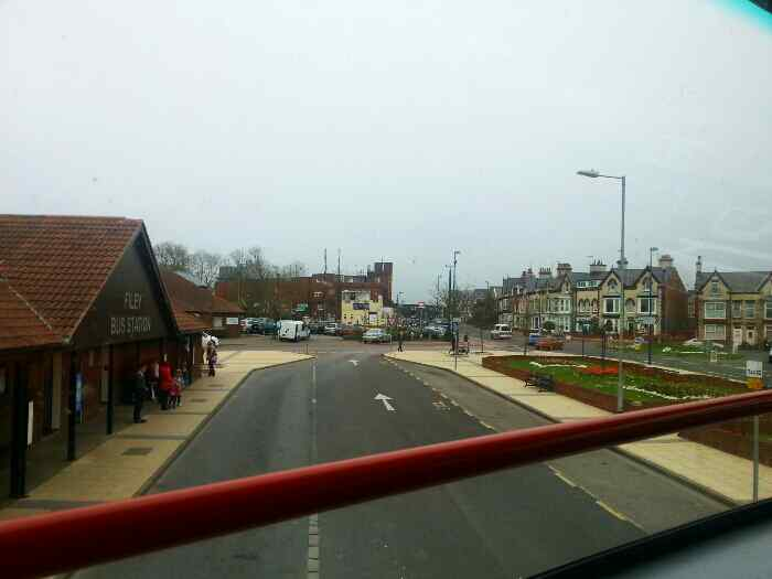 Filey bus station