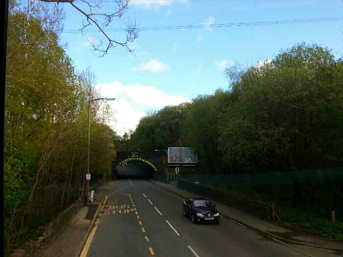 Low Bridge on Stainland Rd