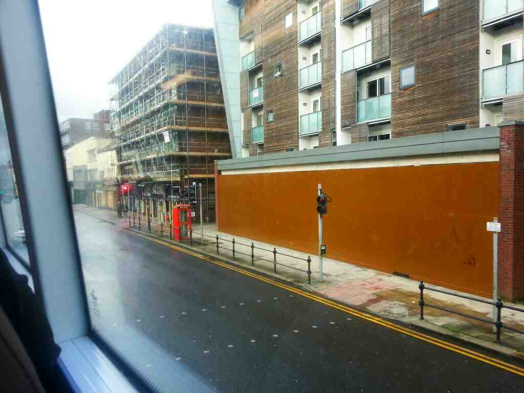 Bradshawgate Bolton on a 8 bus
