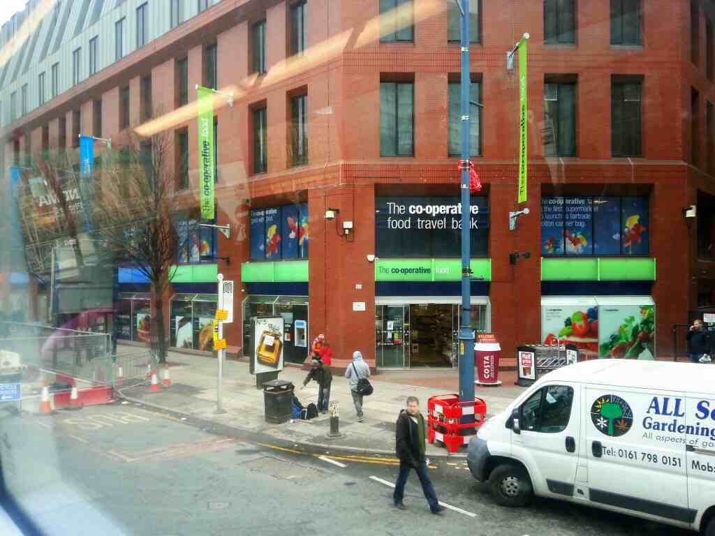 Corporation St Manchester Co Op