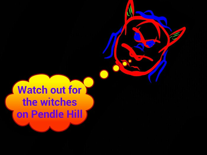 Watch out for the witches on Pendle Hill