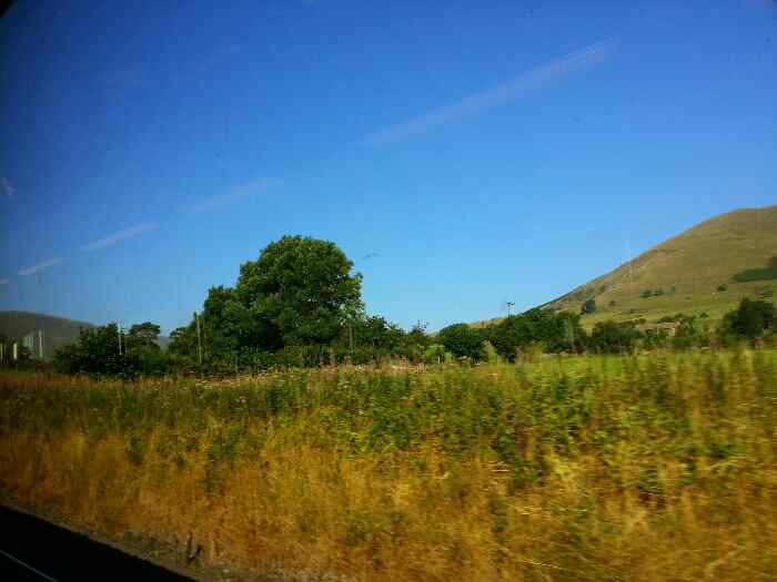 Between Edale and Cowburn tunnel