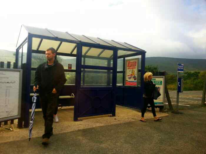 Edale Station