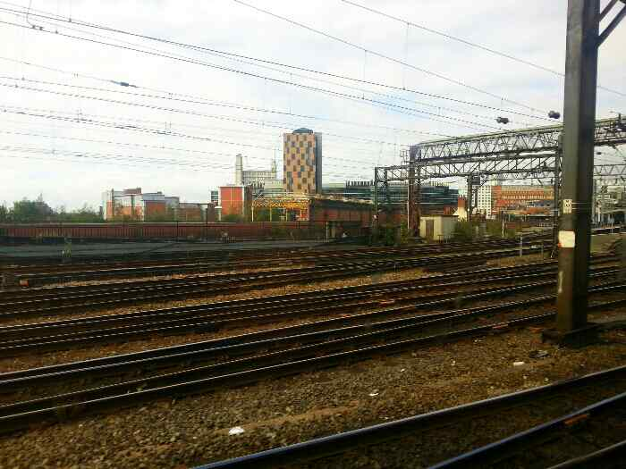 Mayfield Station Manchester