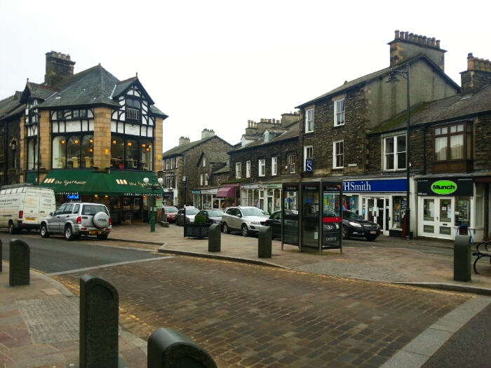 Windermere town.
