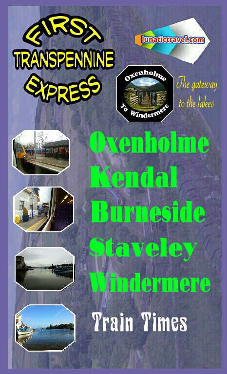 Download the.First Transpennine Express Windermere Oxenholme timetable train times