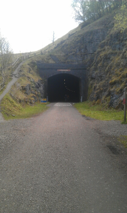 Litton Tunnel.