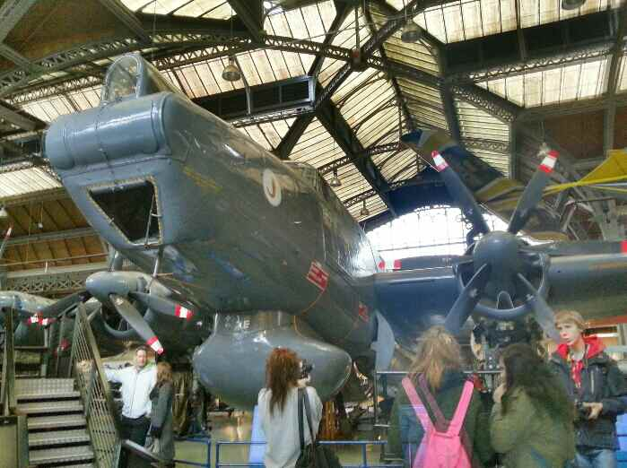 Avro Shackleton AEW2 Museum of Science and Industry Manchester