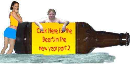 Click here for the Beers in the New Year part 2